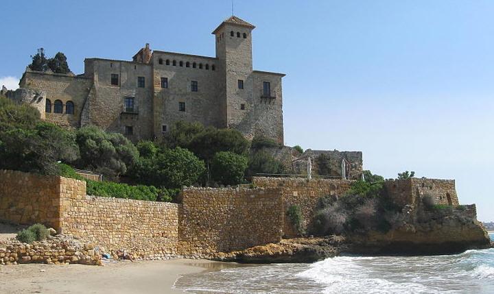Tarragone Château de Tamarit