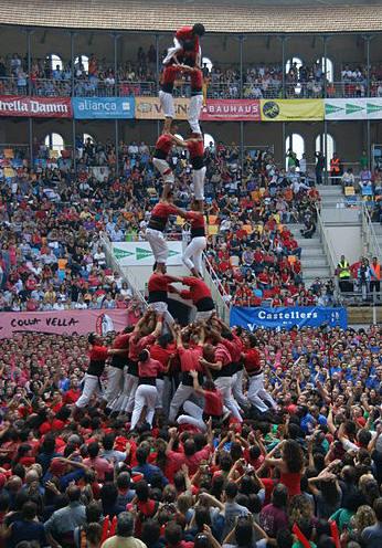 Tarragona Castellers