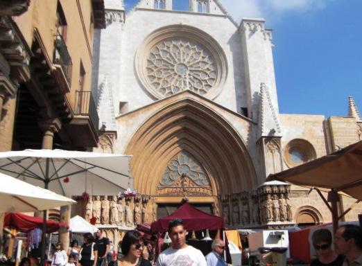 Cathédrale de Tarragone