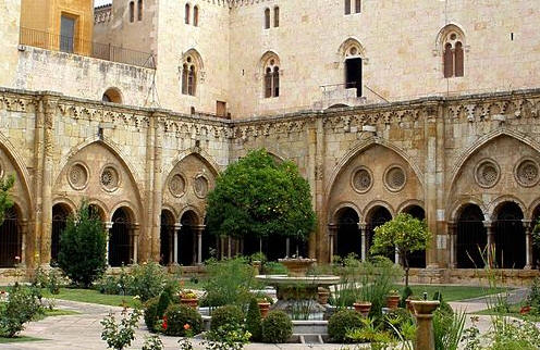 Tarragona cloister