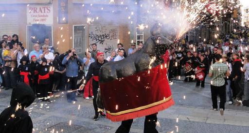 Tarragona Fiesta Santa Tecla