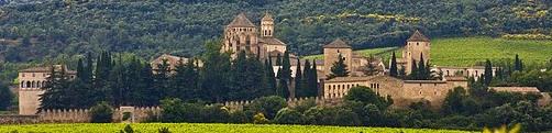 Tarragona monastery Poblet