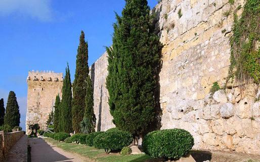 Murs romains