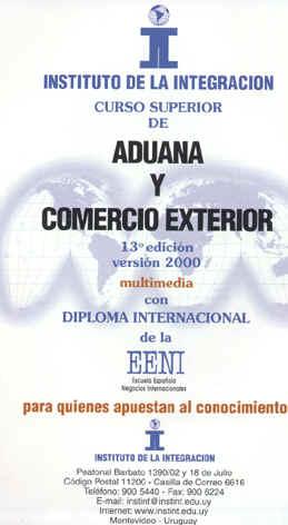 Uruguay Comércio Internacional