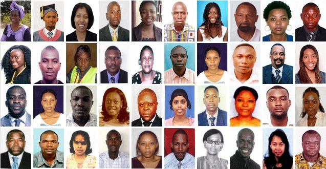 Alumnes EENI Àfrica