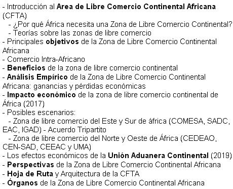 Àfrica Lliure Comerç