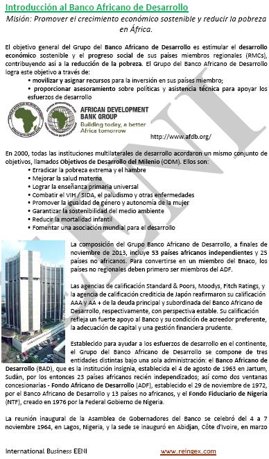 Banc Africà de Desenvolupament