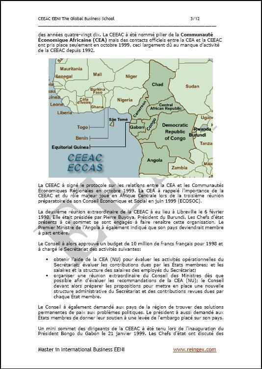 ECCAS Àfrica Central