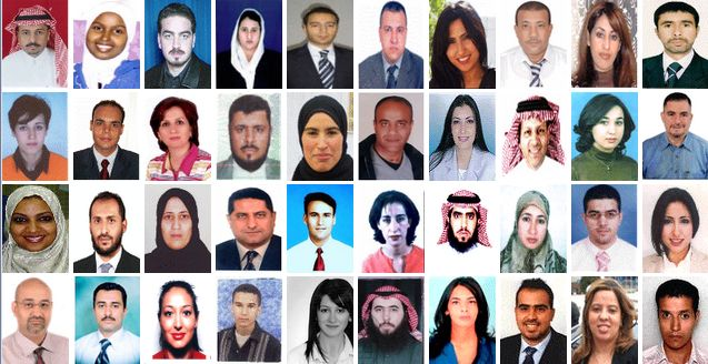 Alumnes EENI musulmans