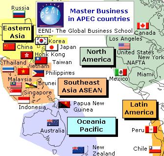 Máster en Negocios en Asia Pacífico