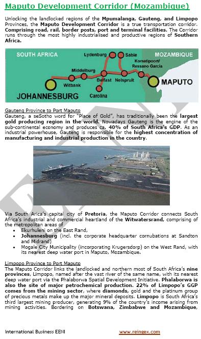 Curs Master: Port de Maputo (Moçambic)