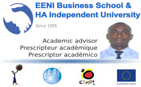 Pascal Nguessan, Costa de Marfil (Prescriptor EENI Business School & HA University)