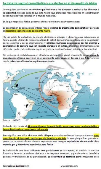 Tráfico Negreiro Transatlântico