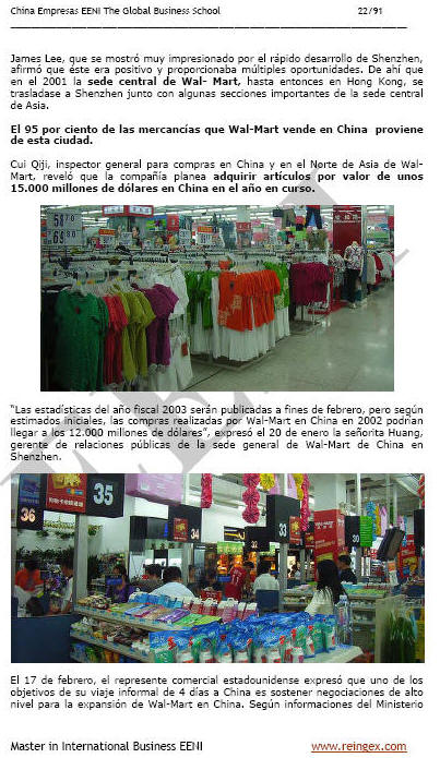 China Mercado